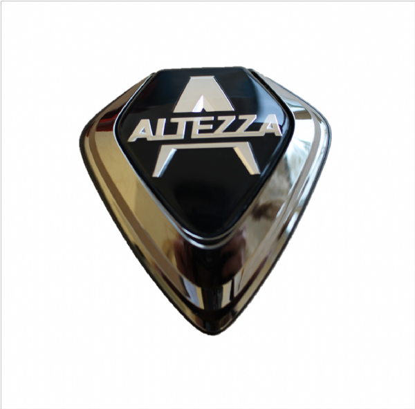 Genuine Toyota Altezza / IS200 Front Grille Black Badge Emblem 75311-53020, 7531153020